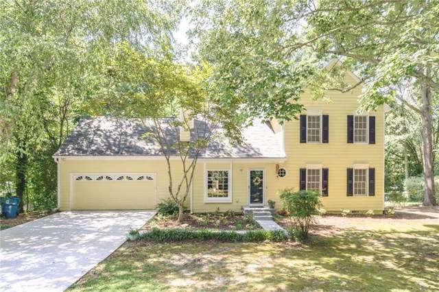 1099 Colony Drive, Alpharetta, GA 30009 (MLS #6605650) :: Iconic Living Real Estate Professionals