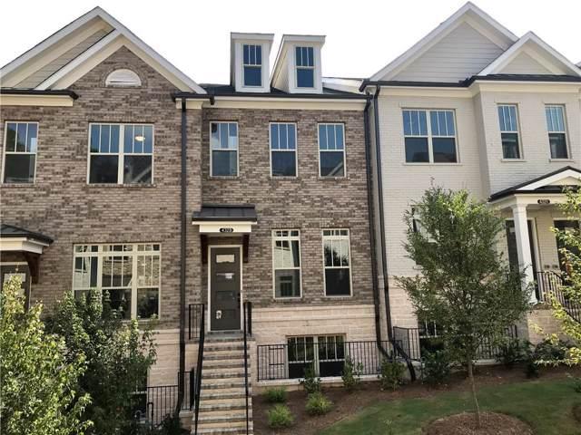 4323 Parkside Place #19, Sandy Springs, GA 30342 (MLS #6605724) :: North Atlanta Home Team