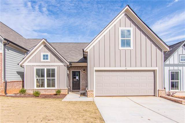 72 Wisteria Way B-29, Winder, GA 30680 (MLS #6605889) :: RE/MAX Prestige