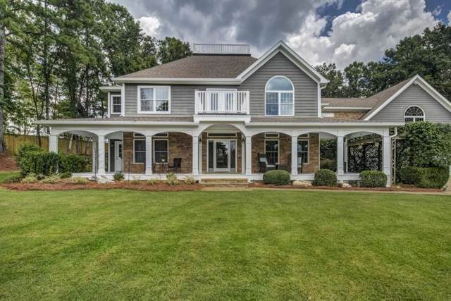 251 Bethany Farms Drive, Ball Ground, GA 30107 (MLS #6605958) :: Path & Post Real Estate