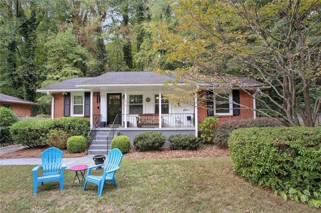 1016 Scott Circle, Decatur, GA 30033 (MLS #6605992) :: North Atlanta Home Team