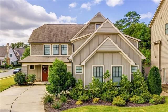 1810 Grand Oaks Drive, Woodstock, GA 30188 (MLS #6606187) :: The Heyl Group at Keller Williams