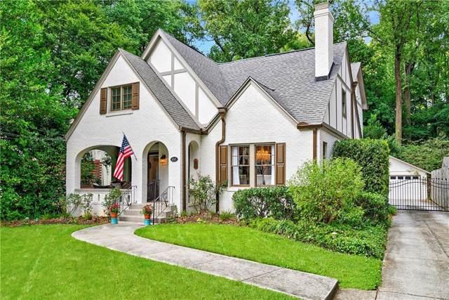 812 Courtenay Drive NE, Atlanta, GA 30306 (MLS #6606345) :: Julia Nelson Inc.