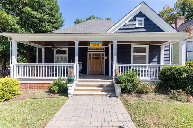290 Georgia Avenue SE, Atlanta, GA 30312 (MLS #6606427) :: North Atlanta Home Team