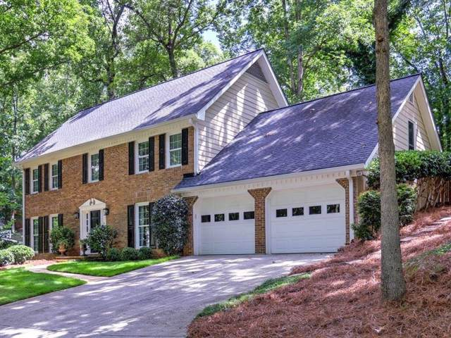 1612 E Bank Drive, Marietta, GA 30068 (MLS #6606473) :: RE/MAX Paramount Properties