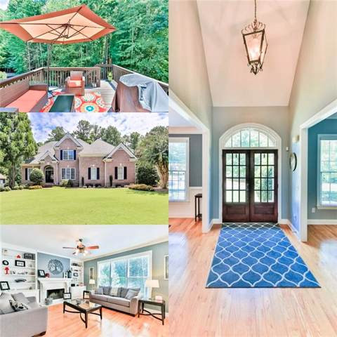 6055 Meridian Drive NW, Acworth, GA 30101 (MLS #6606753) :: The Zac Team @ RE/MAX Metro Atlanta