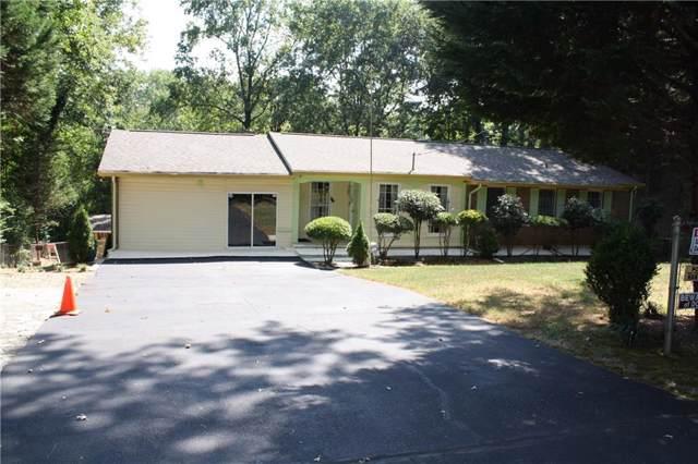 1446 Cedar Heights Drive, Stone Mountain, GA 30083 (MLS #6606774) :: North Atlanta Home Team