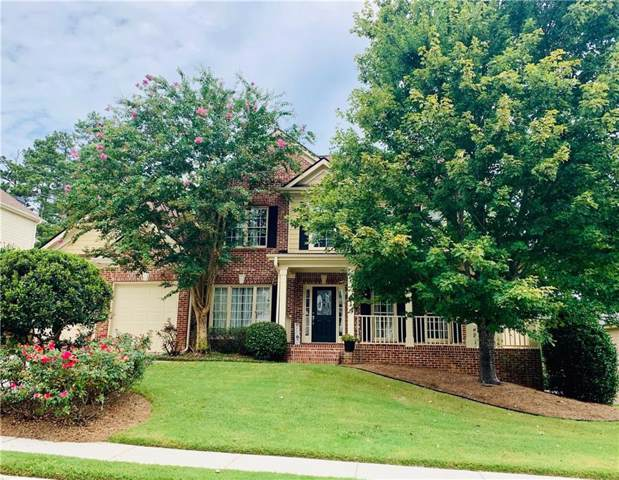 1663 Sweet Branch Trail, Grayson, GA 30017 (MLS #6606788) :: The Zac Team @ RE/MAX Metro Atlanta