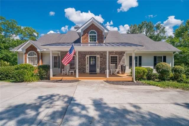1007 Outback Road, Jasper, GA 30143 (MLS #6606874) :: Path & Post Real Estate