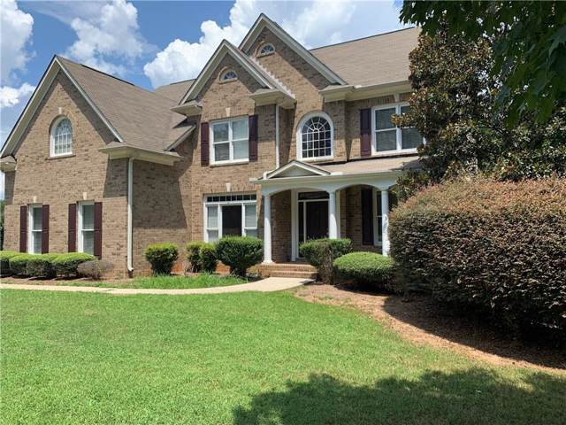 105 Long Lake Approach, Fayetteville, GA 30215 (MLS #6606994) :: The North Georgia Group
