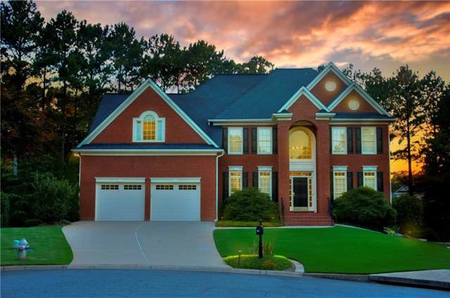 4584 Rutherford Drive, Marietta, GA 30062 (MLS #6607238) :: The Zac Team @ RE/MAX Metro Atlanta
