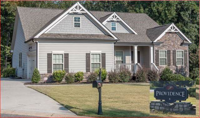 6145 Providence Lake Drive, Gainesville, GA 30506 (MLS #6607285) :: North Atlanta Home Team