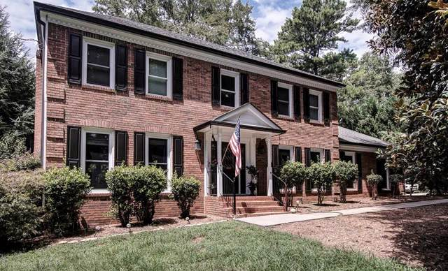3745 Hunting Ridge Drive SW, Lilburn, GA 30047 (MLS #6607301) :: North Atlanta Home Team