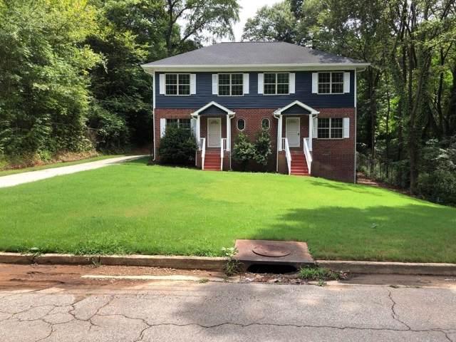 2446 2ND Street NW, Atlanta, GA 30318 (MLS #6607398) :: The Hinsons - Mike Hinson & Harriet Hinson