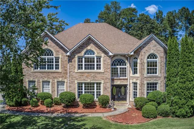 210 Kirkland Drive, Lawrenceville, GA 30044 (MLS #6607552) :: North Atlanta Home Team