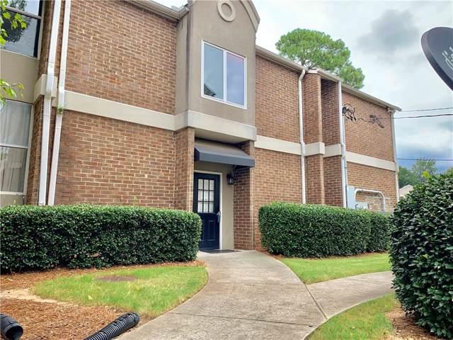 3301 Henderson Mill Road D6, Atlanta, GA 30341 (MLS #6607653) :: North Atlanta Home Team