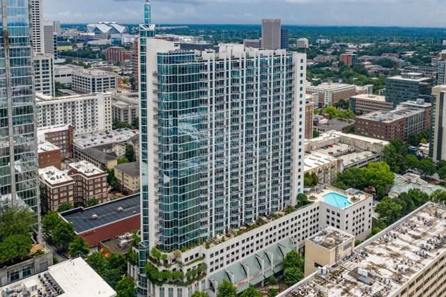 860 Peachtree Street #1212, Atlanta, GA 30308 (MLS #6608141) :: North Atlanta Home Team