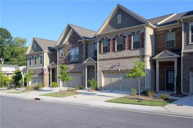 1984 Silver Birch Drive SE #7, Smyrna, GA 30080 (MLS #6608232) :: North Atlanta Home Team