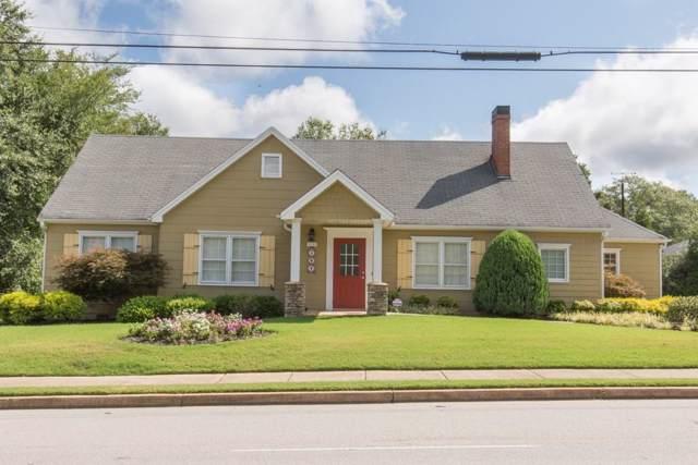 197 W Candler Street, Winder, GA 30680 (MLS #6608720) :: North Atlanta Home Team