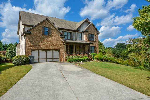1104 Ivey Chase Place, Dacula, GA 30019 (MLS #6609118) :: The North Georgia Group