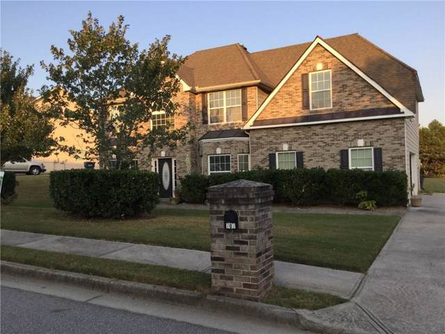 707 Reese Court, Loganville, GA 30052 (MLS #6609283) :: The Hinsons - Mike Hinson & Harriet Hinson