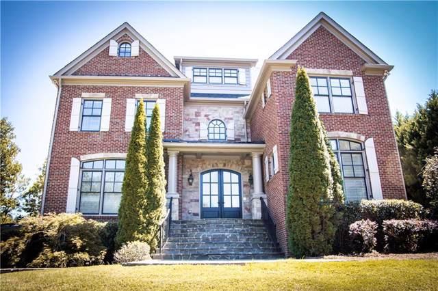 80 Lewellen Drive NW, Marietta, GA 30064 (MLS #6609631) :: Kennesaw Life Real Estate