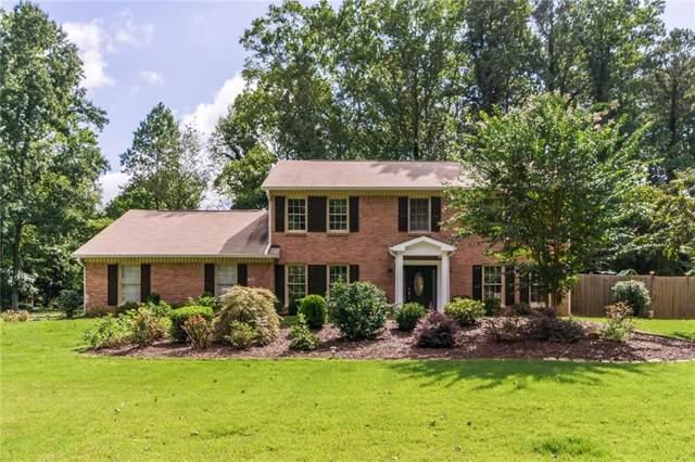 4502 Lashley Court NE, Marietta, GA 30068 (MLS #6609676) :: North Atlanta Home Team