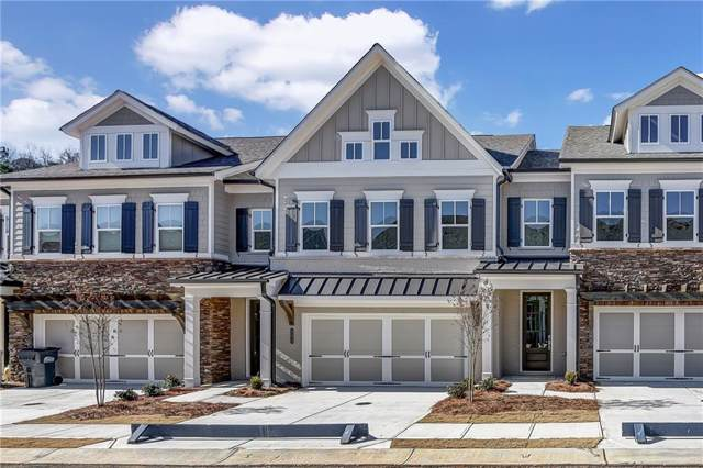 203 Bellehaven Place #42, Woodstock, GA 30188 (MLS #6609685) :: The Cowan Connection Team