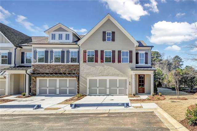 207 Bellehaven Place #44, Woodstock, GA 30188 (MLS #6609747) :: The Cowan Connection Team