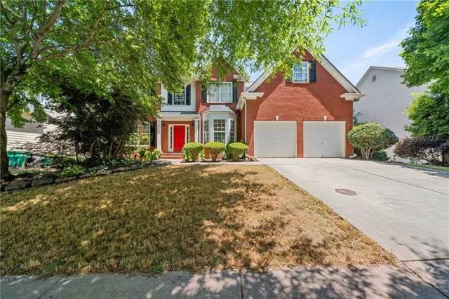 372 Windsong Way, Woodstock, GA 30188 (MLS #6609861) :: North Atlanta Home Team