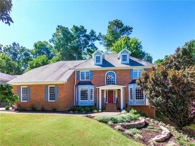 595 Kings Grant Walk, Roswell, GA 30075 (MLS #6609888) :: North Atlanta Home Team