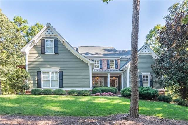 578 Crooked Tree Drive, Dawsonville, GA 30534 (MLS #6609959) :: Path & Post Real Estate