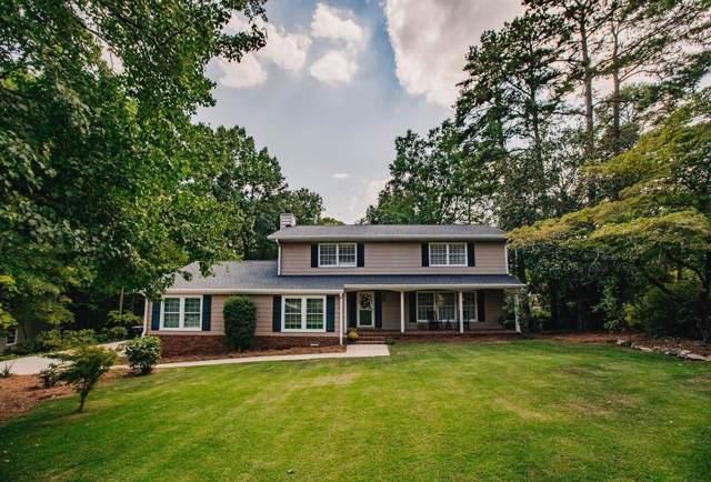 4 Saddle Lane SE, Rome, GA 30161 (MLS #6609963) :: Charlie Ballard Real Estate