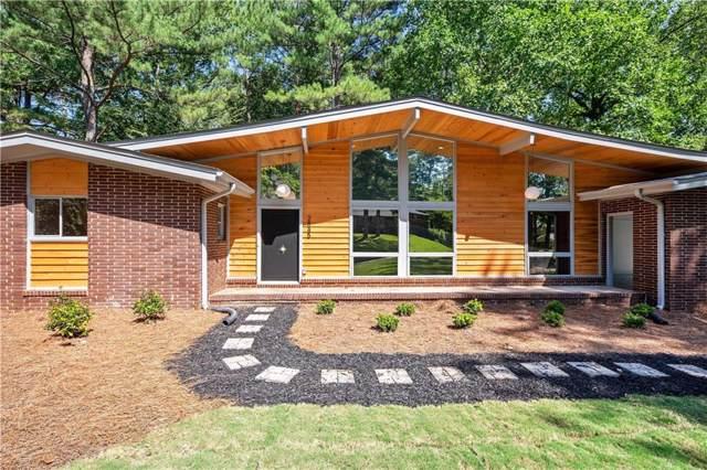 2845 Umberland Drive, Atlanta, GA 30340 (MLS #6609979) :: North Atlanta Home Team
