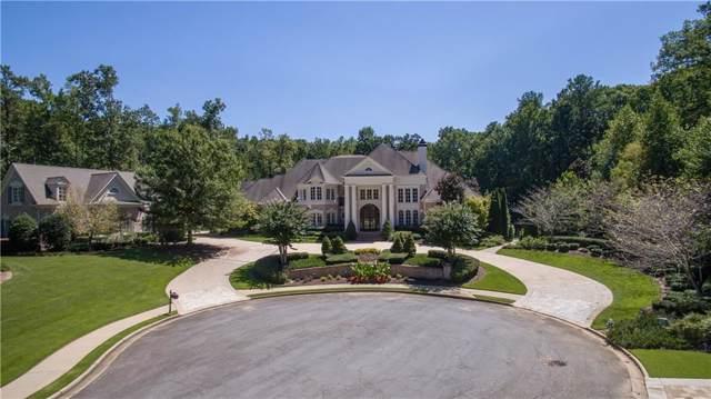 4055 Heatherwood Way, Roswell, GA 30075 (MLS #6610108) :: North Atlanta Home Team