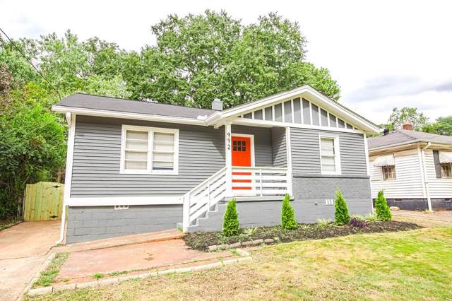 992 Welch Street SE, Atlanta, GA 30315 (MLS #6610127) :: North Atlanta Home Team