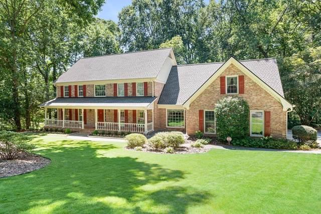 4854 Forestglade Circle, Stone Mountain, GA 30087 (MLS #6610547) :: The Heyl Group at Keller Williams