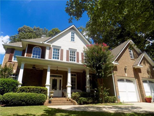 770 Dixon Drive, Gainesville, GA 30501 (MLS #6610642) :: Path & Post Real Estate