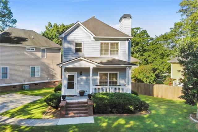 1039 High Point Terrace SW, Atlanta, GA 30315 (MLS #6610680) :: North Atlanta Home Team
