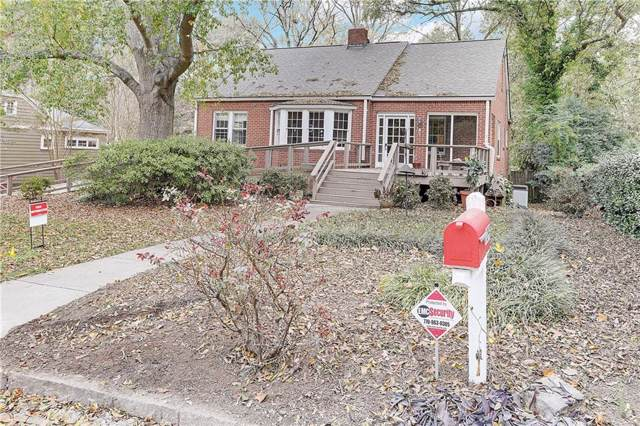 409 Oakland Street, Decatur, GA 30030 (MLS #6610717) :: Charlie Ballard Real Estate