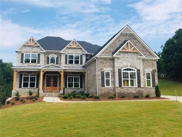 828 Chestnut Place, Milton, GA 30004 (MLS #6610963) :: North Atlanta Home Team