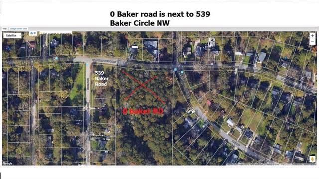 00 Baker Road NW, Atlanta, GA 30318 (MLS #6611158) :: Oliver & Associates Realty