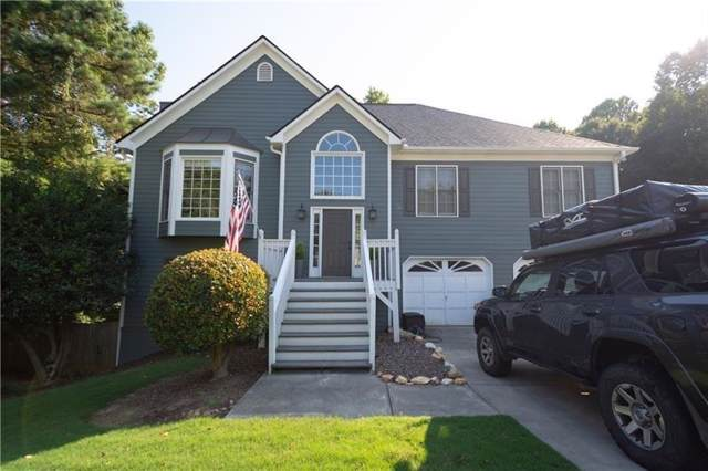 5209 Proctor Landing NW, Acworth, GA 30101 (MLS #6611483) :: Rock River Realty