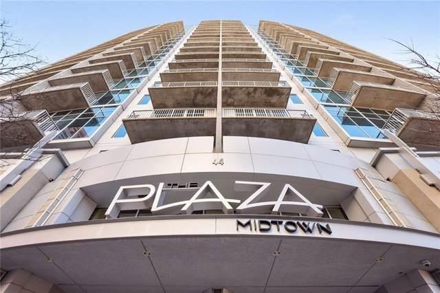 44 Peachtree Place NW #1627, Atlanta, GA 30309 (MLS #6611813) :: The Zac Team @ RE/MAX Metro Atlanta