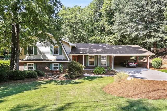 375 Lynne Circle, Alpharetta, GA 30009 (MLS #6611910) :: North Atlanta Home Team