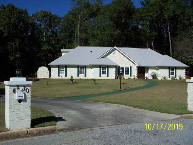 4230 Forest Court SE, Conyers, GA 30094 (MLS #6611931) :: North Atlanta Home Team