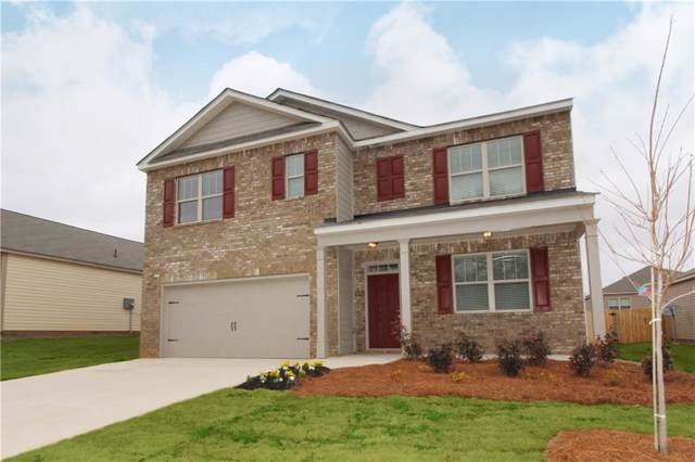 3661 Lilly Brook Drive, Loganville, GA 30052 (MLS #6612088) :: The North Georgia Group