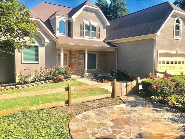 12130 Laurelwood Farm Drive, Alpharetta, GA 30004 (MLS #6612403) :: North Atlanta Home Team