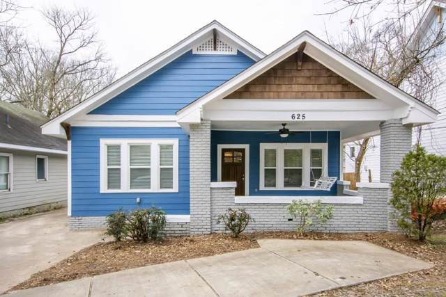 625 Moreland Avenue SE, Atlanta, GA 30316 (MLS #6612513) :: North Atlanta Home Team