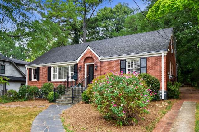 3224 Kensington Road, Avondale Estates, GA 30002 (MLS #6612567) :: North Atlanta Home Team